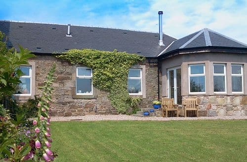 Last Minute Cottages - Stunning Saltcoats Cottage S7326