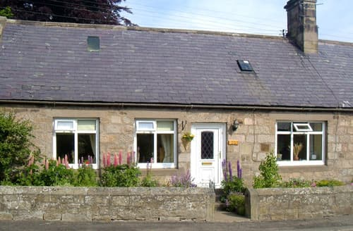 Last Minute Cottages - Cheviot View