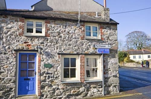 Last Minute Cottages - Superb St. Austell Cottage S8227