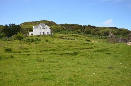 Big Cottages - Splendid Isle Of Skye House S41209