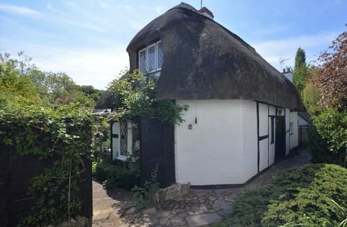 Last Minute Cottages - Excellent Stratford Upon Avon Cottage S43137