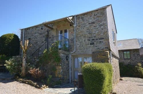 Last Minute Cottages - Captivating Tavistock Barn S8982