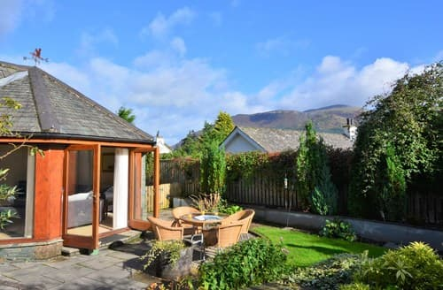 Last Minute Cottages - Superb Keswick Cottage S49698