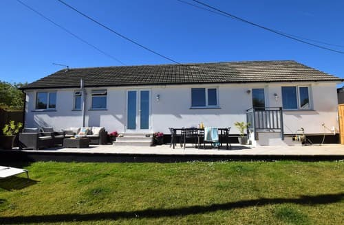 Last Minute Cottages - Inviting Bude Bungalow S50413