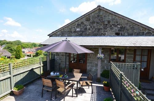 Last Minute Cottages - Lovely Shaftesbury Barn S8305