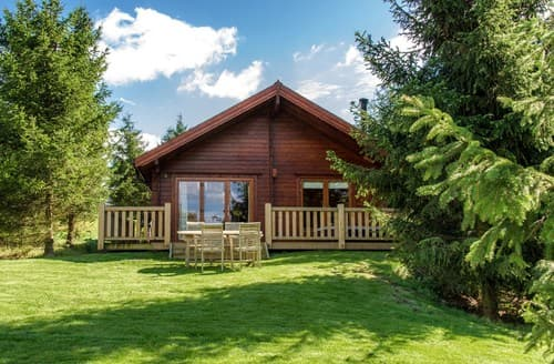 Last Minute Cottages - Quaint Dorchester Log Cabin S34791