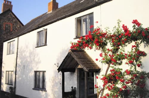 Last Minute Cottages - Tasteful Kilve House S7680