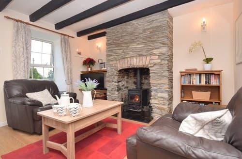 Last Minute Cottages - Inviting Wadebridge Cottage S8557
