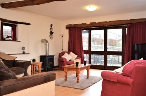 Last Minute Cottages - Inviting Barnstaple Barn S94126