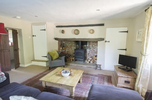 Last Minute Cottages - Excellent Great Ryburgh Cottage S114518
