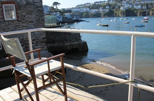 Last Minute Cottages - Superb Polruan Cottage S113733