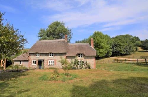 Last Minute Cottages - Luxury Dorchester Cottage S74690