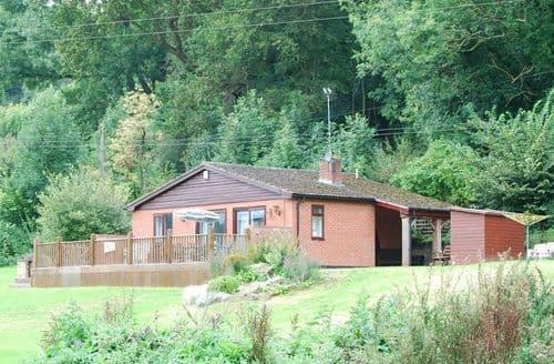 Last Minute Cottages - Splendid Bridgnorth Bungalow S11630