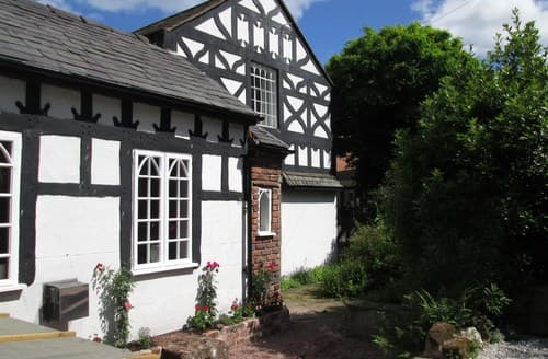 Last Minute Cottages - Lovely Chester House S94820