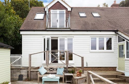 Last Minute Cottages - Charming Sedlescombe Cottage S72480