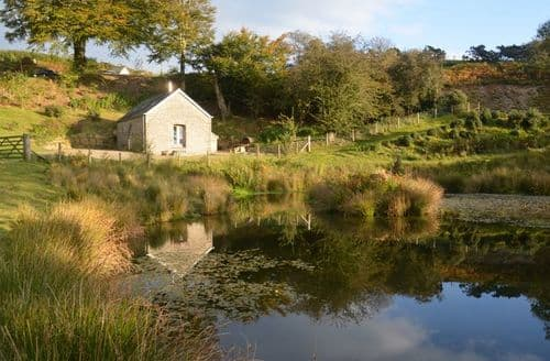 Last Minute Cottages - Captivating Lampeter Barn S42464