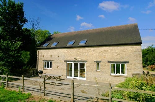 Big Cottages - Gorgeous Bampton Barn S77342