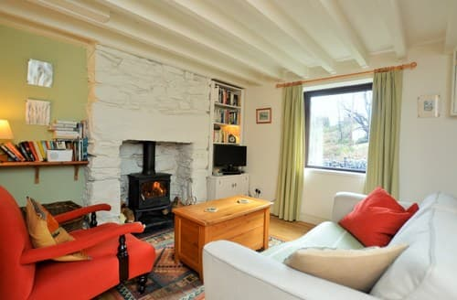 Last Minute Cottages - Wonderful Trefriw Cottage S96865