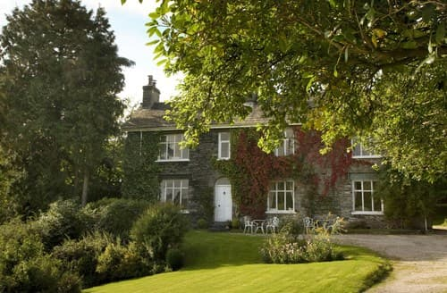 Last Minute Cottages - Exquisite Nr Kendal Wing S94570