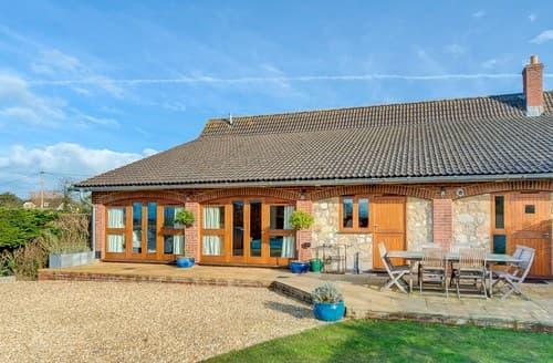 Last Minute Cottages - Charming Bembridge Cottage S101394