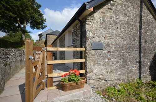 Last Minute Cottages - Tasteful Lifton Cottage S85450