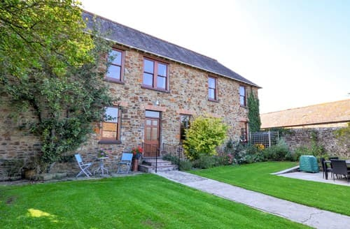 Last Minute Cottages - Exquisite Bude Cottage S7086