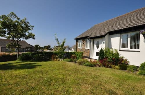 Last Minute Cottages - Quaint Tintagel Cottage S7135