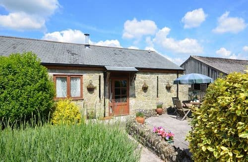 Last Minute Cottages - Tasteful Shaftesbury Barn S8303
