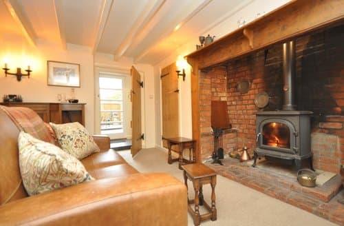 Last Minute Cottages - Inviting Evesham Cottage S88715