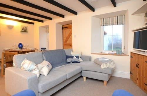 Last Minute Cottages - Luxury Delabole Cottage S93559