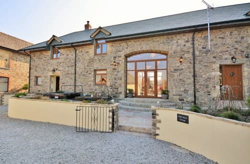 Last Minute Cottages - Splendid Okehampton Barn S41385