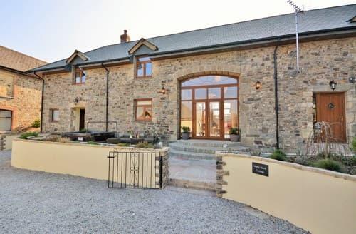 Dog Friendly Cottages - Splendid Okehampton Barn S41385