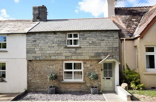 Last Minute Cottages - Exquisite St Kew Cottage S7664