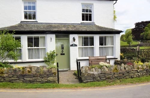 Big Cottages - Captivating Nr Hawkshead Cottage S94555