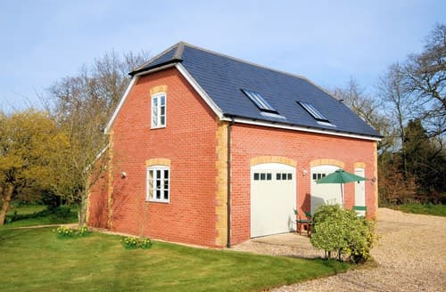 Last Minute Cottages - Inviting Sturminster Newton Wing S7880