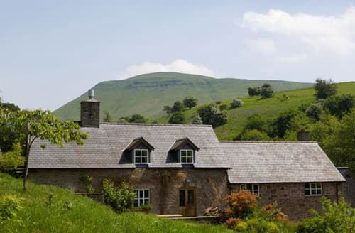 Big Cottages - Cosy Brecon Cottage S45934