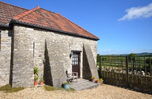 Last Minute Cottages - Stunning Bristol Cottage S8622