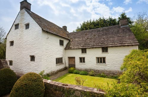 Big Cottages - Excellent Abergavenny Cottage S81712