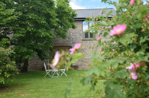 Big Cottages - Splendid Abergavenny Barn S85829