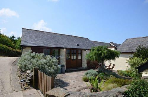 Last Minute Cottages - Beautiful Ilfracombe Barn S8870