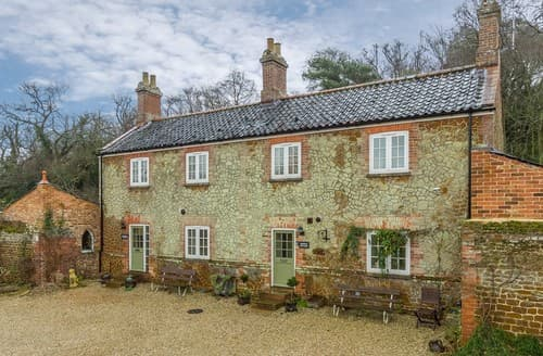 Last Minute Cottages - Attractive Ingoldisthorpe Cottage S114462