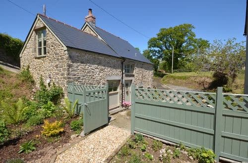 Last Minute Cottages - Adorable Cowbridge Cottage S37928