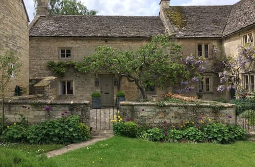 Last Minute Cottages - Quaint Burford Cottage S89052