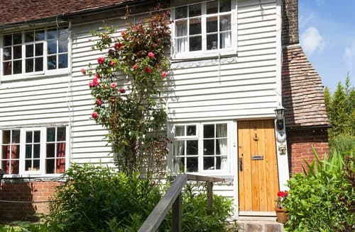 Last Minute Cottages - Captivating Northiam Cottage S72464