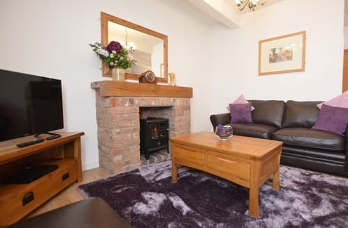 Last Minute Cottages - Wonderful Market Drayton Barn S122117