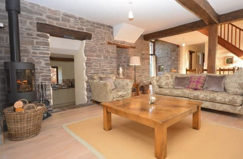 Big Cottages - Lovely Abergavenny Barn S90698