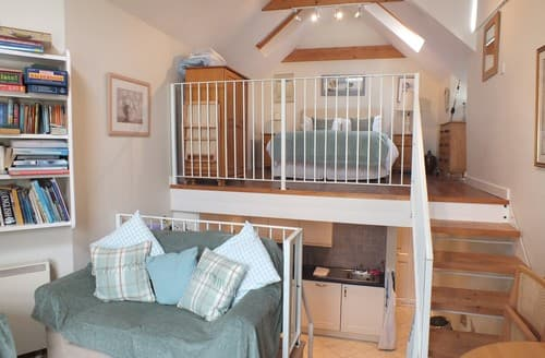Last Minute Cottages - Adorable Polruan House S113757