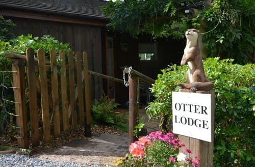 Last Minute Cottages - Stunning Dawlish Log Cabin S106041