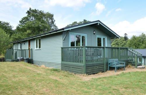 Last Minute Cottages - Exquisite Ambleside Log Cabin S113491