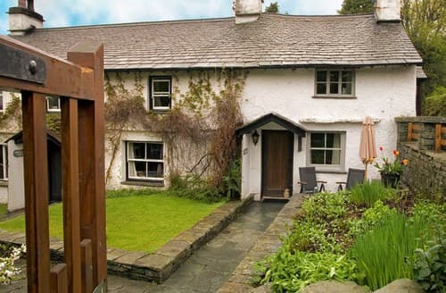 Last Minute Cottages - Adorable Coniston Cottage S94580